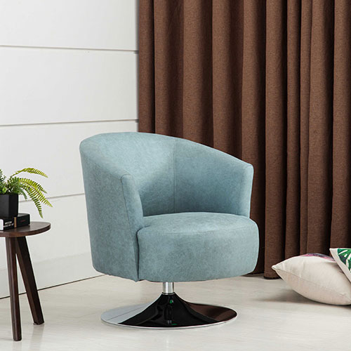 Peachy Twist Accent Chair In Teal Fabric Mac Motion Chairs Lamtechconsult Wood Chair Design Ideas Lamtechconsultcom