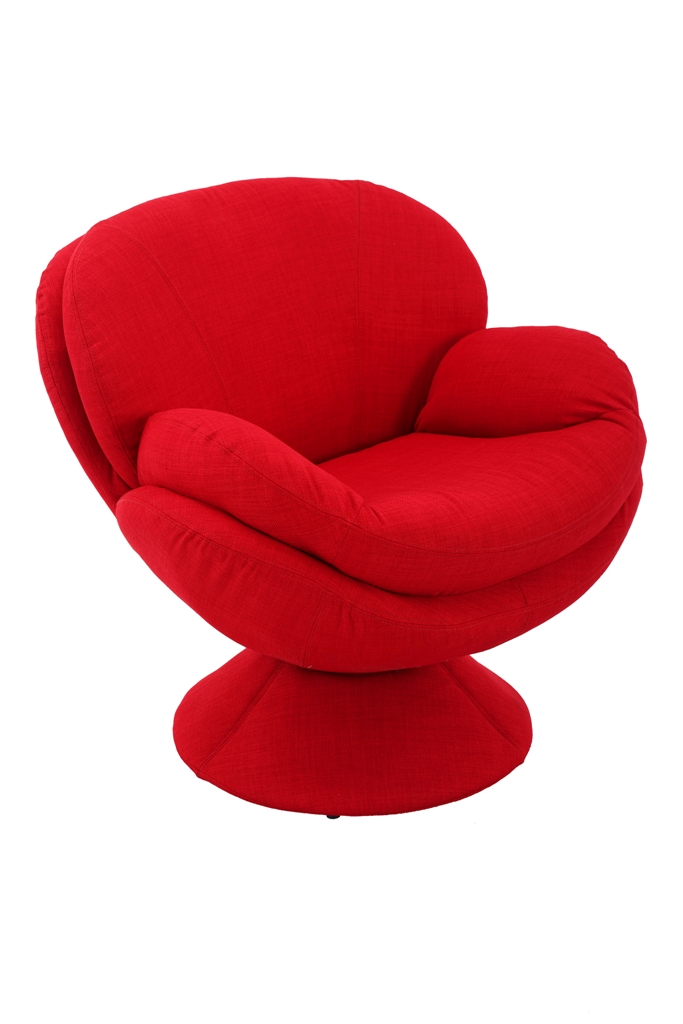 Swell Pub Leisure Accent Chair In Red Fabric Mac Motion Chairs Lamtechconsult Wood Chair Design Ideas Lamtechconsultcom